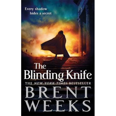The Blinding Knife  Book 2 Of Lightbringer  Paperback