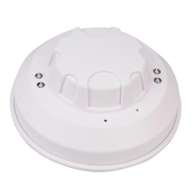 ANK Electronics A30606 720p HD Night Visible Smoke Detector Spy DVR With Remote Control And TF Slot