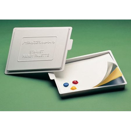 Wet Palette - Sta-Wet Palette  Keeps Paints Fresh For Days With Airtight Lid 857