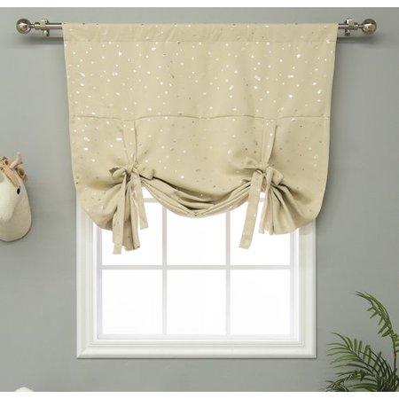Harriet Bee Balch Geometric Blackout Thermal Rod Pocket Single Curtain Panel