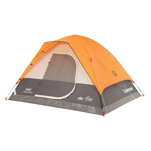 Coleman Moraine Park Fast Pitch 4-Person Dome Tent Tent by Signature