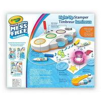 Crayola Color Wonder Mess Free Light-Up Stamper