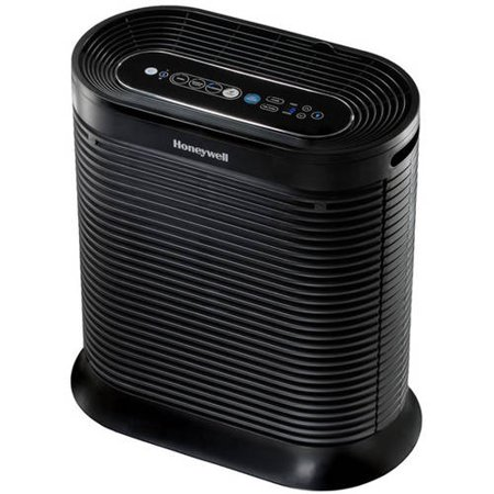 Honeywell Bluetooth Smart True HEPA Allergen Remover HPA250B, Black