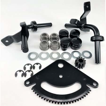Steering Rebuild Kit includes Spindles Sector and Gear fits John Deere L Series