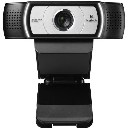 Logitech C930e Webcam - 30 fps - USB 2.0 - 1920 x 1080 Video - Auto-focus - 4x Digital Zoom