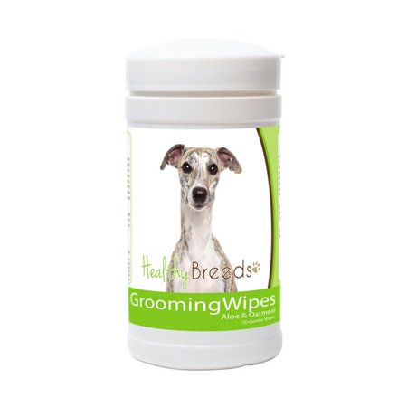 Healthy Breeds 840235151951 Whippet Grooming Wipes - image 1 of 1