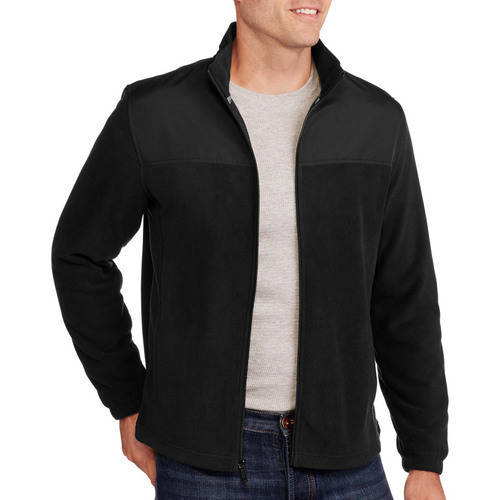 Starter Men's Winter Full Zip Fleece Jacket by