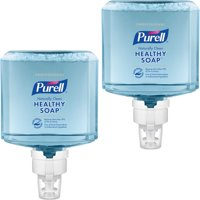 PURELL®, GOJ777102, ES8 Professional Naturally Clean Foam Soap, 2 / Carton, Blue