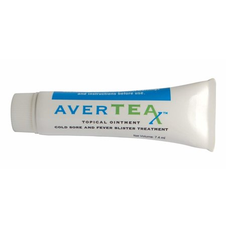 AverTeaX - Cold Sore/Fever Blister Treatment - 7 4 mL