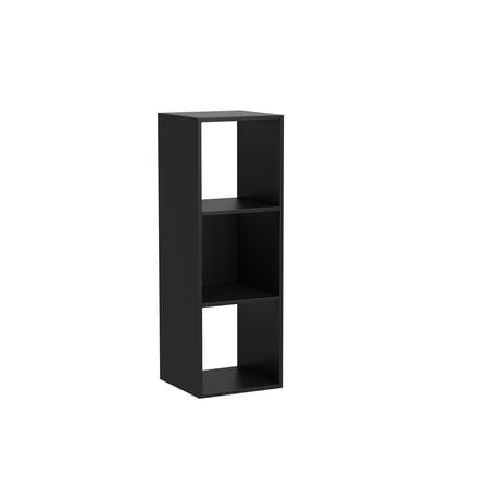 Mainstays 3 Cube Storage Organizer, Multiple Colors