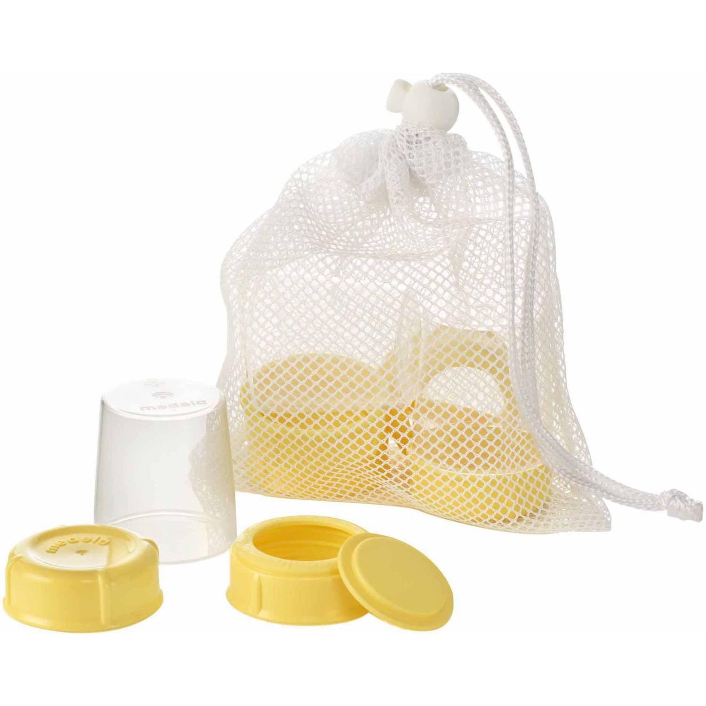 Medela Wide Base Nipples 3 Pack Choose Your Size Soft Cup Feeder