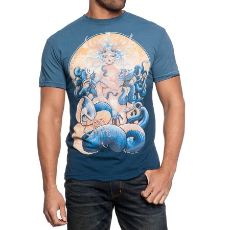 Affliction Mens T Shirts Images 2016 New Plus Size