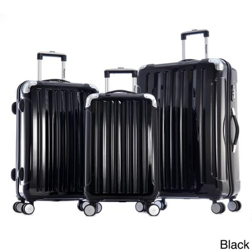 Olympia  'Stanton' 3-piece Hardside Spinner Luggage Set