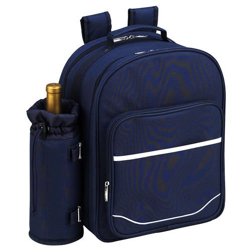 Freeport Park Picnic Backpack Cooler with Two Place Settings