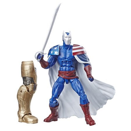 Collectible Figures Series (Marvel Legends Series 6-inch Citizen V Collectible Figure )