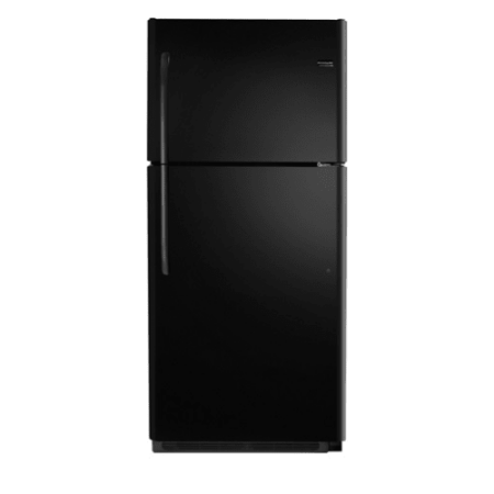 Frigidaire FFTR2021Q 30 Inch Wide 20.4 Cu. Ft. Top Mount Refrigerator with Store