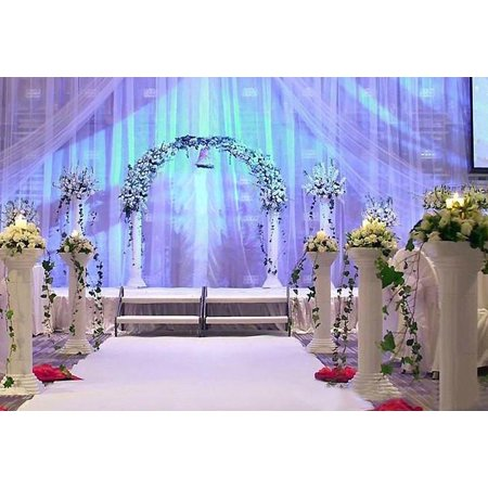Efavormart 4 Pillars/Set Wedding Event Decorative Columns 31