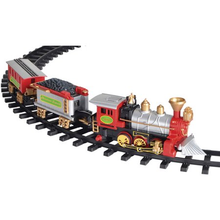 Christmas Tree Train Set - Walmart.com