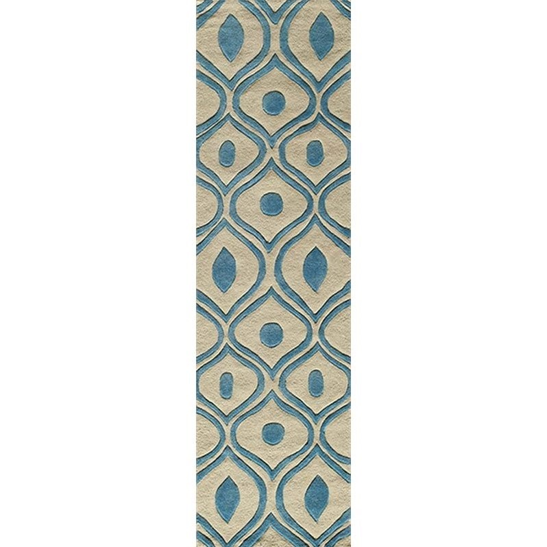 Momeni Bliss 3 6 Quot X 5 6 Quot Rug In Blue