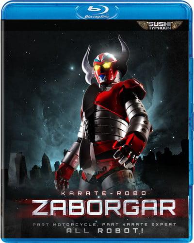 Karate-Robo Zaborgar (Blu-ray) by WELL GO USA