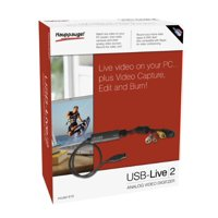 Hauppauge 610 USB-Live 2 Analog Video Digitizer and Video Capture Device