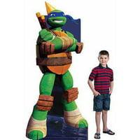 Teenage Mutant Ninja Turtle Leonardo Birthday Standee