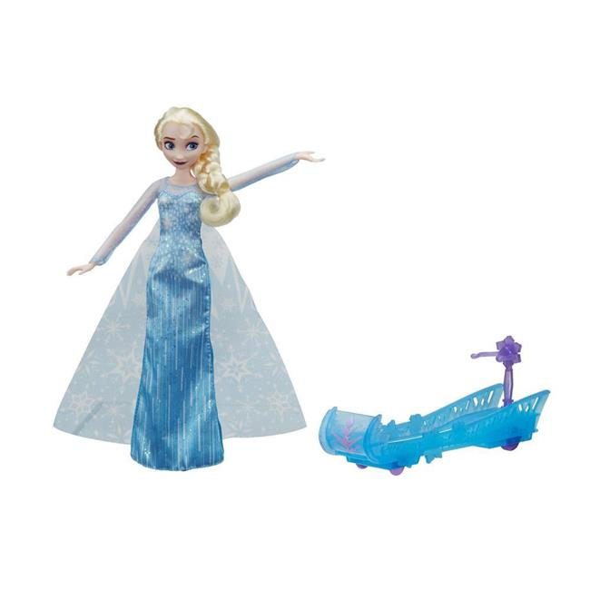 Hasbro HSBE0086 Disney Frozen Sledding Adventures Elsa - Set of 3