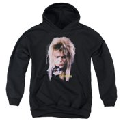 Labyrinth Goblin King Big Boys Pullover Hoodie