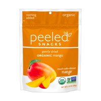 Peeled Snacks Snack Much Ado About Mang,2.8Oz (Pack Of 12)