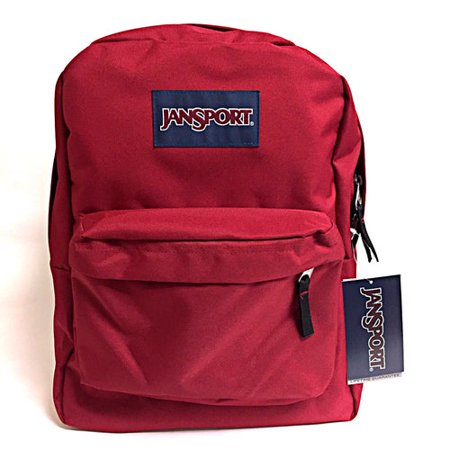 SUPERBREAK Backpack VIKING RED BACK TO SCHOOL JS00T5019FL](Back To School Backpacks)