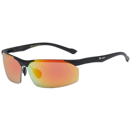 eee83b343d Sunny Shades - X-Loop Wrap Around Baseball Cycling Ski Running Biker Super Sport  Mens Sunglasse - Walmart.com