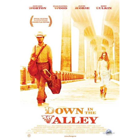 Down In The Valley Poster Movie  27X40