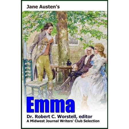 Jane Austen's Emma - eBook - Emma Roberts Halloween