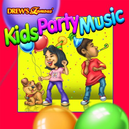Kids Party Music](Kids Halloween Party Cd)