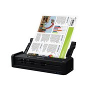 Best Mac Scanners - Epson WorkForce ES-300W Wireless Color Portable Document Scanner Review