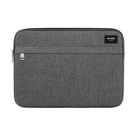 Jack Spade Zip Sleeve Case for Microsoft Surface Pro 3/4 (Tech Oxford Gray)