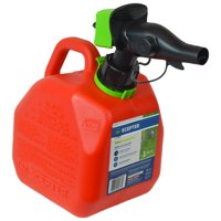 Scepter 1 Gallon SmartControl Gas Can, FR1G101, Red