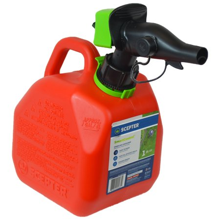 Scepter 1 Gallon Smart Control Gas Can