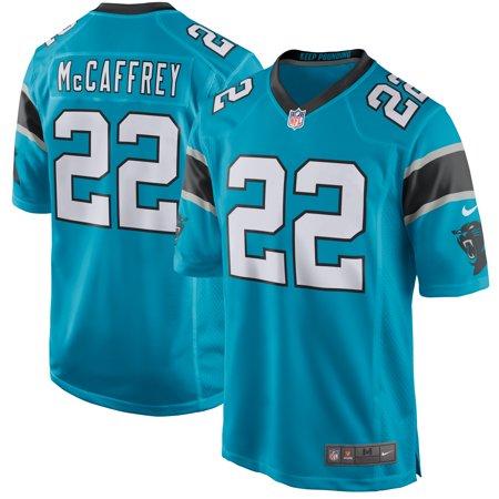 Christian McCaffrey Carolina Panthers Nike Game Jersey -