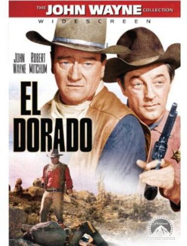 El Dorado John Wayne movie trading cards Robert Mitchum