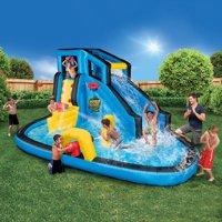 Banzai 8' Battle Blast Water Slide Adventure Park - 3 Water Cannons