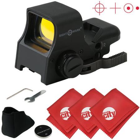 Circuit Spec (Sightmark Ultra Shot Pro Spec Sight NV QD Red Dot Rifle Sight w/ Microfibers (SM14002))