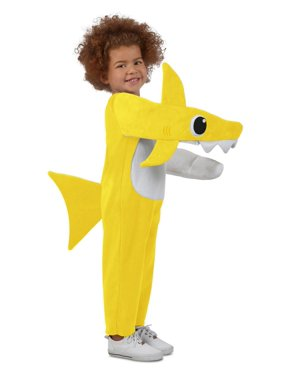 Child Chompin' Baby Shark Costume with Sound Chip