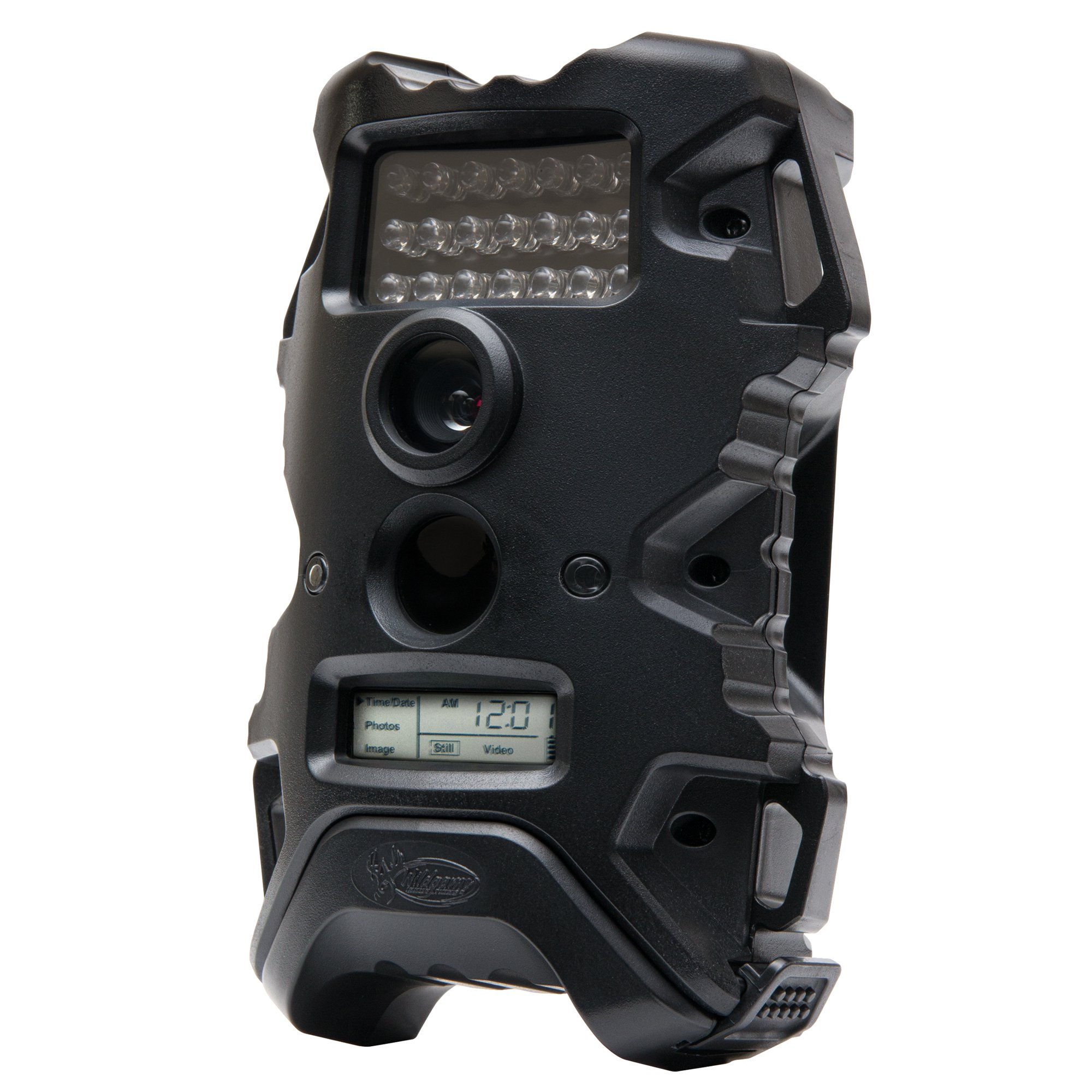 Wildgame Innovations Terra 7 Lightsout 10MP Video IR Hunting Game Camera, Black