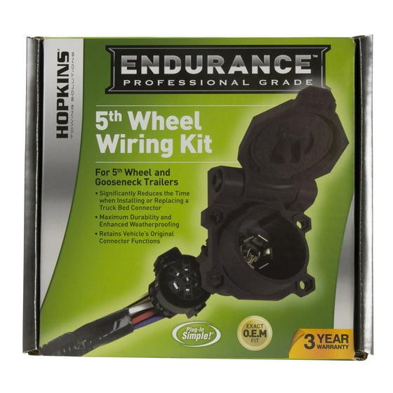Incredible Hopkins 90 Degree 5Th Wheel Wiring Kit Ford Gm Walmart Com Wiring Digital Resources Funapmognl