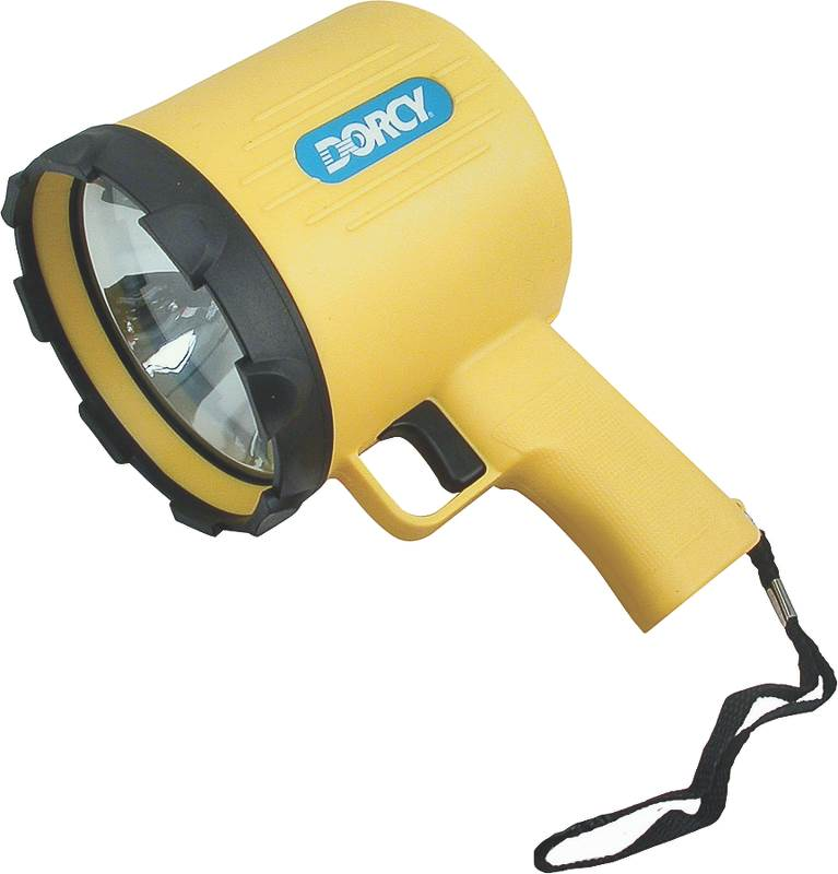 Dorcy 1 Million Candle Power Rechargeable Spotlight