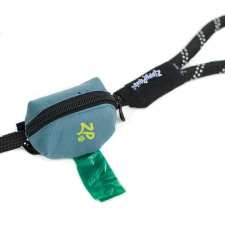 - ZippyPaws Leash Bag Dispenser - Forest Green