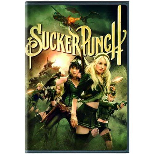 Sucker Punch (DVD + Digital Comic) (Walmart Exclusive) (Widescreen)