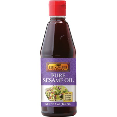 Pure sesame Oil (Hot Sesame Oil)