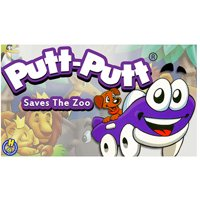Tommo Putt-Putt Saves the Zoo, Atari, PC, Digital Download